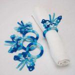 Sinised salvrätikurõngad
